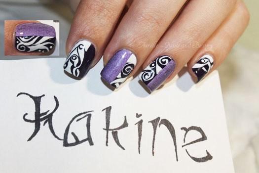 nail-art-tribal-concours-kakine